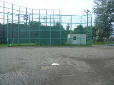 防球ネット